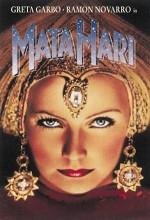 Mata Hari (1931) afişi
