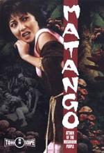 Matango (1963) afişi