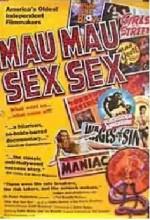 Mau Mau Sex Sex (2001) afişi