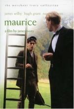 Maurice (1987) afişi