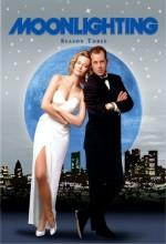 Mavi Ay (1987) afişi