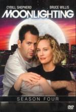 Mavi Ay (1988) afişi