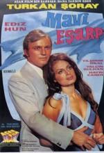 Mavi Eşarp (1971) afişi