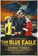 Mavi Kartal (1926) afişi