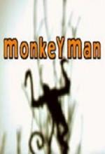 Maymun Adam (2011) afişi