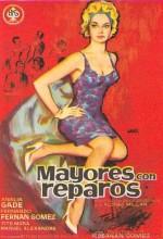 Mayores Con Reparos (1966) afişi