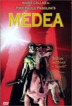 Medea (1969) afişi