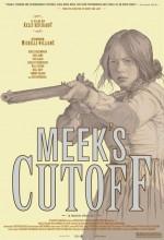 Meek's Cutoff (2010) afişi