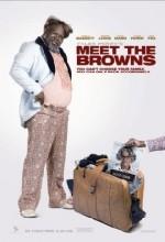 Meet The Browns (2008) afişi
