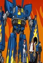 Megas XLR (2004) afişi