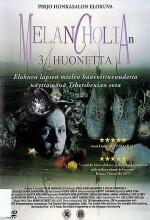 Melankolinin 3 Odası (2004) afişi