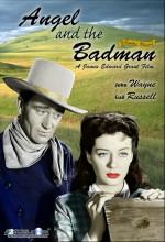 Melek Ve Kötü Adam (1947) afişi
