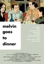 Melvin Goes To Dinner (2003) afişi