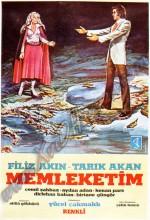 Memleketim (1974) afişi