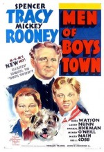 Men Of Boys Town (1941) afişi