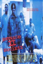 Menace II Society (1993) afişi