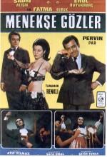Menekşe Gözler (1969) afişi