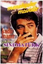 Menekşeler Mavidir (1987) afişi
