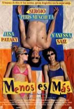Menos Es Màs (2000) afişi