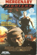 Mercenary Fighters (1988) afişi