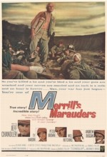 Merrill Yağmacıları (1962) afişi