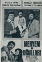 Meryem Ve Oğulları (1977) afişi