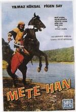Mete Han Amazonlara Karşı (1969) afişi