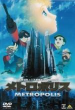 Metropolis (2001) afişi