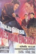 Mezarını Hazırla (1966) afişi