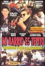 Mi Barrio Es Tepito (2001) afişi
