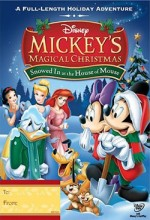 Mickey's Magical Christmas: Snowed In At The House Of Mouse (2001) afişi