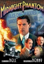Midnight Phantom (1935) afişi