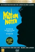 Midt Om Natten (1984) afişi
