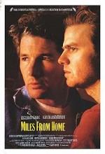 Miles From Home (1988) afişi