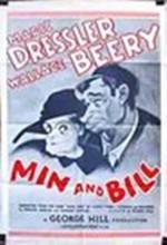 Min And Bill (1930) afişi