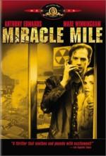 Miracle Mile (1988) afişi