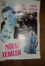 Mirasyediler (1974) afişi
