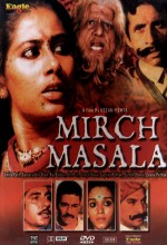 Mirch Masala (1985) afişi