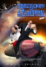 Mortadelo y Filemón. Misión: Salvar la Tierra (2008) afişi