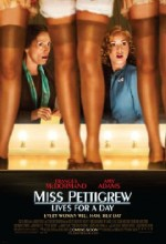 Miss Pettigrew Lives For A Day (2008) afişi
