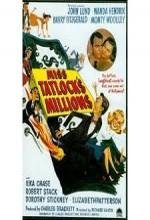 Miss Tatlock's Millions (1948) afişi