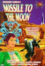 Missile To The Moon (1958) afişi