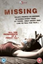 Missing (2009) afişi