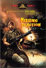 Missing in Action (1984) afişi