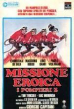 Missione Eroica. I Pompieri 2 (1987) afişi