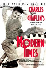 Modern Zamanlar (1936) afişi