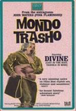 Mondo Trasho (1969) afişi