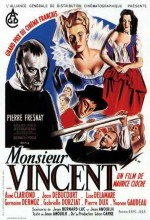 Monsieur Vincent (1947) afişi