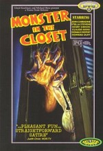 Monster in The Closet (1986) afişi