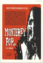 Monterey Pop (1968) afişi
